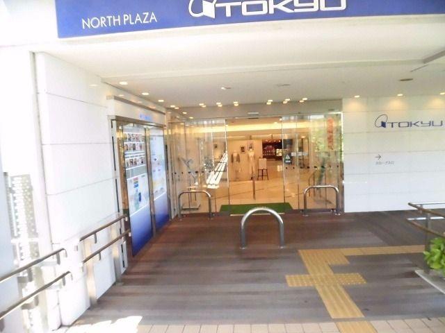 東急デパート入口