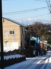 たまプラーザ・美しが丘からの富士山の眺望