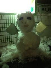 雪だるま③