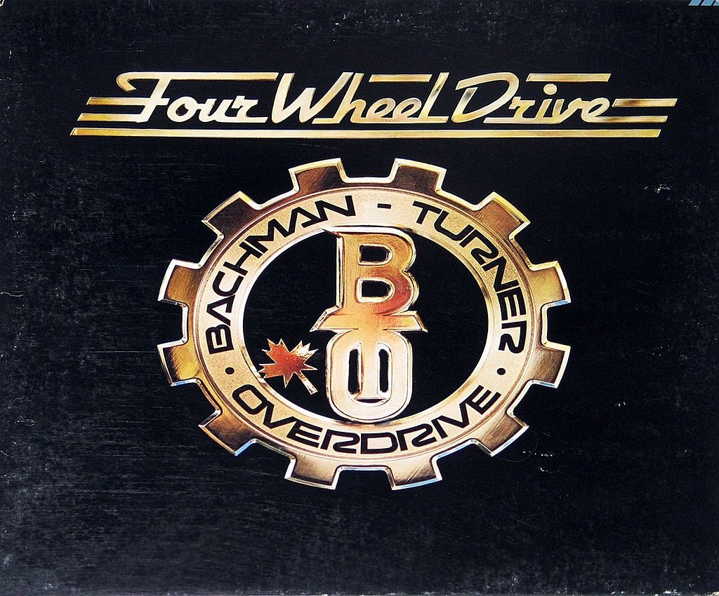 Bachman-Turner Overdrive ~ Roll On Down The Highway ~ 1974 ~