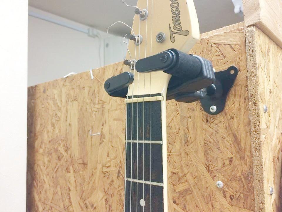 HERCULES ( ハーキュレス ) ギターハンガー GSP39WB