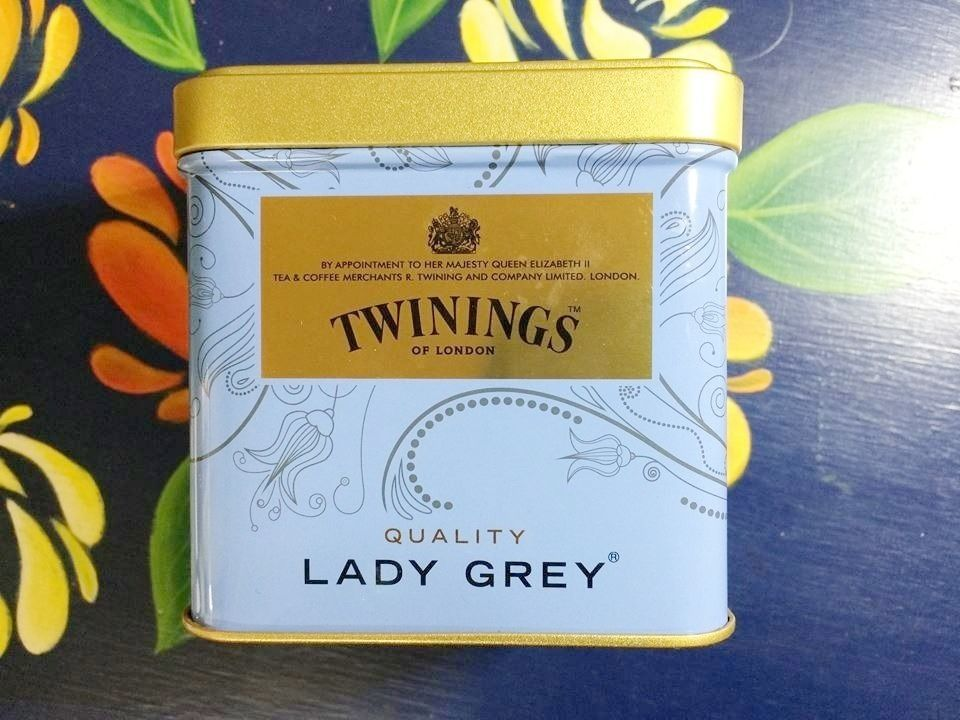 TWININGS LADY GREY