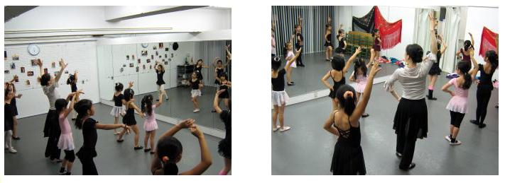 Latidos Flamencos(ラティドス フラメンコス)お子様クラス