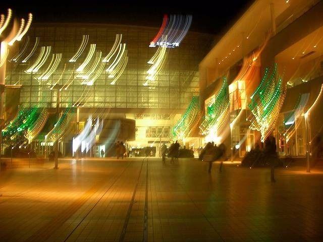たまプラーザ駅北口 2012年 たまプラーザ クリスマス
