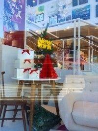 クリスマス・ツリー コレクション 2015年たまプラーザのクリスマの様子