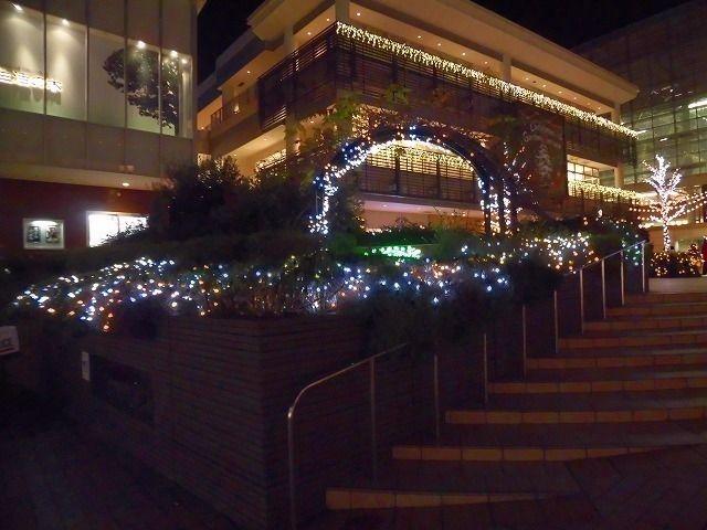 たまプラーザ駅北口敷地内 2016年 たまプラーザ クリスマス